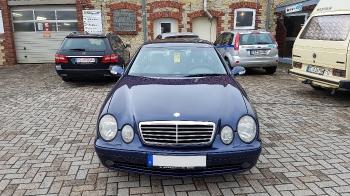 Mercedes CLK 320 EZ: 03.11.97