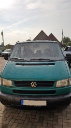 VW T4, EZ: 20.01.1997